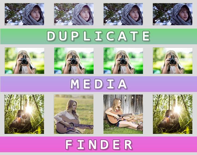 Duplicate Media Finder