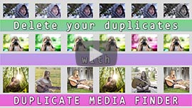 Duplicate Media Finder in 110 seconds!